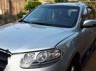 Bán xe Hyundai Santa Fe đời 2008, màu bạc, nhập khẩu, lốp mới leng keng