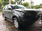 Bán Toyota Fortuner 2011, màu xám, xe gia đình