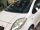 Cần bán lại xe Toyota Yaris sản xuất 2007, màu trắng chính chủ