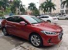 Cần bán xe Hyundai Elantra đời 2018, màu đỏ còn mới