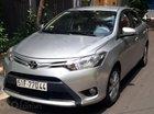 Bán Toyota Vios MT năm 2016, màu bạc, giá 420tr