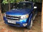 Bán Ford Ranger sản xuất 2009, màu xanh lam, nhập khẩu nguyên chiếc xe gia đình