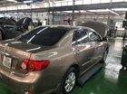 Bán Toyota Corolla altis 2010, màu nâu, xe cam kết không đâm đụng ngập nước