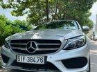 Bán Mercedes C300 AMG sản xuất năm 2016, màu bạc như mới