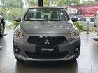 Bán Mitsubishi Attrage CVT đời 2019, màu bạc, xe nhập