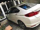 Bán xe Honda City sx 2014, số tự động, máy xăng, màu trắng