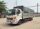 Bán xe tải Hino 6,5 tấn thùng dài 4,3m- 7,4m