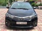 Bán gấp Toyota Corolla altis 2014, màu đen, chính chủ, 605 triệu