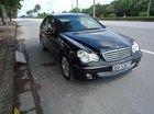 Cần bán lại xe Mercedes C180 đời 2004, màu đen như mới