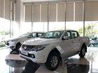 Cần bán Mitsubishi Triton sản xuất năm 2017, màu trắng