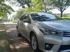 Bán ô tô Toyota Altis 1.8G năm 2017, màu bạc đi đúng 34000km cần bán 670 triệu