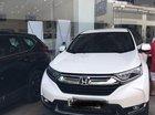 Cần bán Honda CR V 2018, màu trắng, nhập khẩu