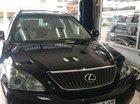 Bán xe Lexus Rx330 đăng ký 2007 màu đen, đi được 130000 km