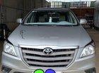 Bán Toyota Innova E đời 2015, màu bạc
