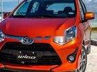 Bán ô tô Toyota Wigo sản xuất 2018, màu đỏ xe gia đình, 300 triệu