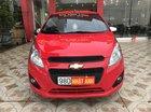 Bán Chevrolet Spark 1.2 sản xuất năm 2016, màu đỏ giá cạnh tranh