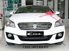 Đại lý xe ô tô Suzuki Ciaz tại Bình Định - Phú Yên