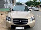 Bán xe Hyundai Santa Fe 2008, màu nâu ít sử dụng