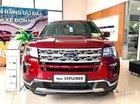 Bán ô tô Ford Explorer Limited 2.3L đời 2019, màu đỏ, xe nhập