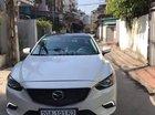 Cần bán gấp Mazda 6 năm sản xuất 2016, màu trắng