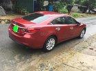 Bán Mazda 6 D sản xuất năm 2015, màu đỏ chính chủ
