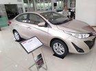 Bán xe Toyota Vios 1.5E CVT sản xuất 2018, màu bạc