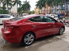 Gia đình bán ô tô Hyundai Elantra 2.0 AT năm 2018, màu đỏ