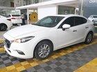 Cần bán Mazda 3 Facelift đời 2018, màu trắng