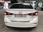 Bán Mazda 3 Facelift 1.5AT màu trắng, số tự động, sản xuất 2018 đi 25000km