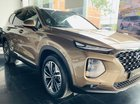 Hyundai Santa Fe 2019 xăng cao cấp, xe giao ngay tặng full PK, LH 0934545215