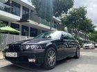 Bán BMW 320i 1997, màu đen, nhập khẩu, số sàn