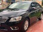 Cần bán gấp Toyota Camry 2.4G 2010, màu đen xe gia đình, 595tr