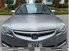 Bán xe Honda Civic 1.8 AT năm sản xuất 2009, màu bạc như mới