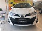 Bán Toyota Vios 1.5E CVT sản xuất 2019, màu trắng giá cạnh tranh