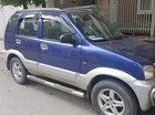 Bán Daihatsu Terios 2005, màu xanh lam, xe nhập, số sàn