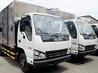 Tải Isuzu 2T9 thùng 4m3 giá tốt vay cao, hỗ trợ đóng thùng theo yêu cầu của khách hàng