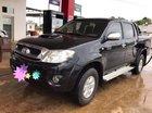 Cần bán Toyota Hilux 2009, màu đen, giá 360tr