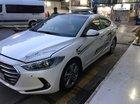Bán xe Hyundai Elantra 2.0 AT năm sản xuất 2017, màu trắng