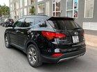 Bán xe Hyundai Santa Fe sản xuất 2015, màu đen, chính chủ, 900 triệu