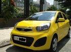 Bán Kia Morning năm sản xuất 2014, màu vàng, số sàn