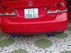 Cần bán Honda Civic đời 2010, màu đỏ