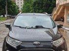 Bán Ford EcoSport Titanium  2015, màu đen, nhập khẩu