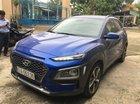 Bán Hyundai Kona năm sản xuất 2018, màu xanh lam, giá 745tr