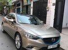 Bán Mazda 6 2.5 năm 2016, màu vàng, xe nhập, chính chủ