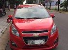 Cần bán Chevrolet Spark LTZ sản xuất 2014, màu đỏ