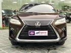 Bán Lexus RX 350 đời 2017, màu nâu, nhập khẩu nguyên chiếc, xe lướt chất. Lh xem xe em Mạnh 0844177222