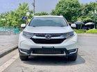 Cần bán xe Honda CR V L sản xuất 2018, màu trắng, xe nhập
