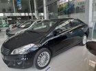 Suzuki Ciaz 2019 giảm giá sốc, hỗ trợ ngân hàng 100% chỉ trả chi phí đăng kí xe, lương chuyển khoản lãi 7.4%/năm