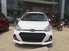 Hyundai Grand i10 1.2 MT mới 2019, màu trắng, xe sẵn giao ngay
