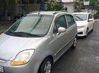 Bán Chevrolet Spark sản xuất 2009, màu bạc, giá tốt